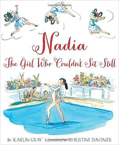 Nadia by Karlin Gray cover photo