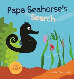 Papa_Seahorses_Search book cover