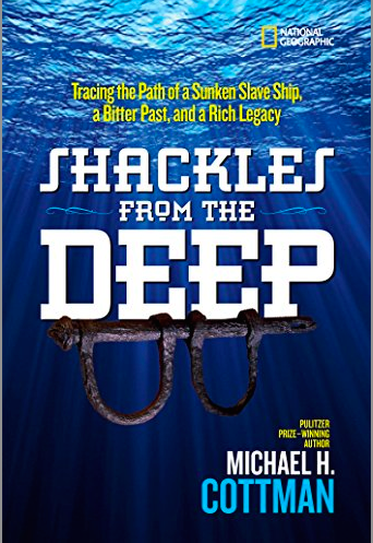 cover image off Shackles From The Deep by Michael H. Cottman