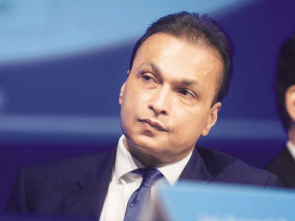 1. Reliance Infrastructure: