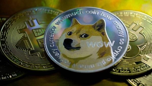 2.Dogecoin (DOGE):