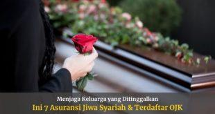 Asuransi Jiwa Syariah Terdaftar OJK