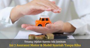 Asuransi Motor Mobil Syariah