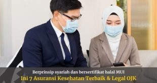 Asuransi kesehatan syariah terdaftar OJK