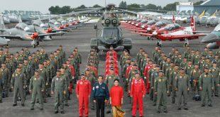 TNI AU Indonesia 2021