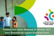 Twibbon Hari Santri Nasional 2021 Versi Kemenag
