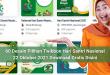 Twibbon Hari Santri Nasional 22 Oktober 2021