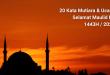 Kata Mutiara Maulid Nabi 1443H 2021M