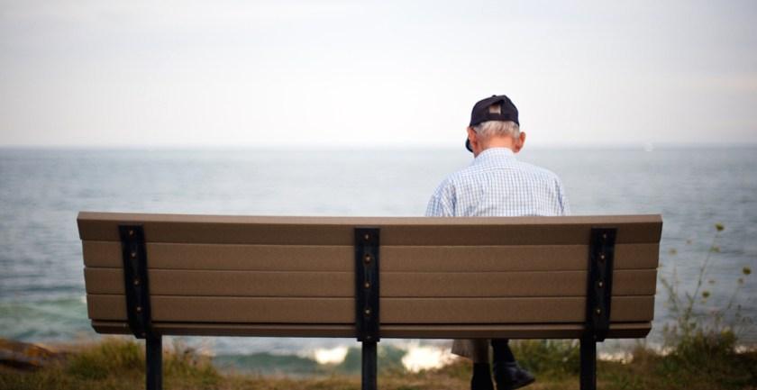 90-year-old man
