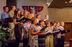 No Ordinary Story choir presentation
