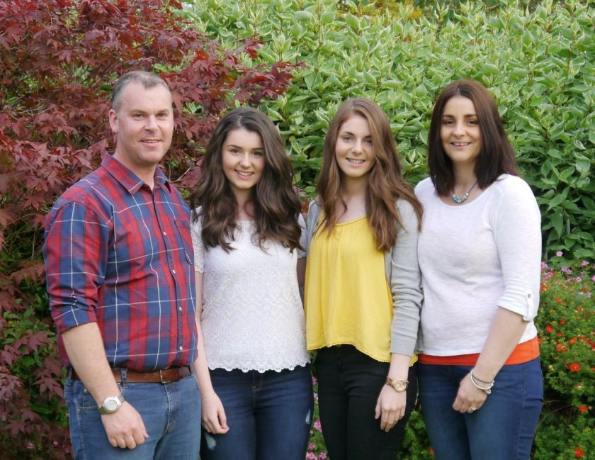 The Jenkins family