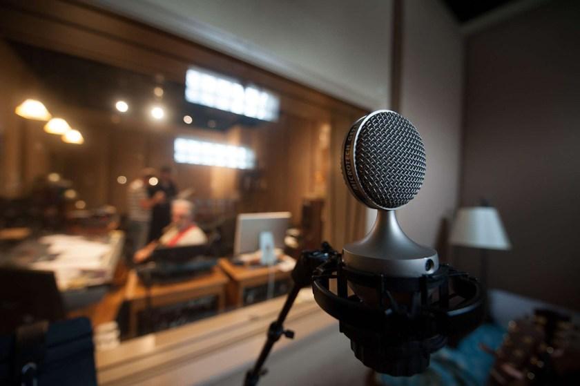 recording No Ordinary Story