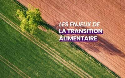 Photo de monocultures, pour la transition alimentaire