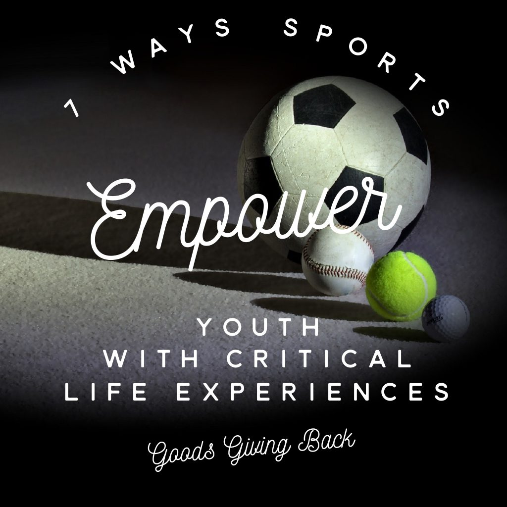 sports empower youth