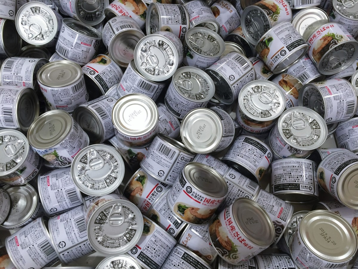 How To Combat Food Insecurity With Canned Goods
