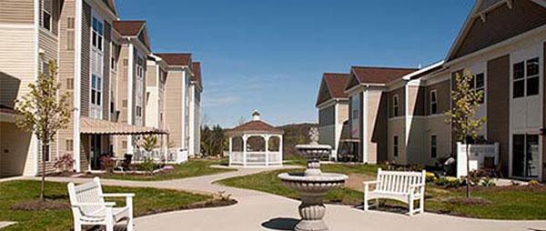 good shepherd communities endwell apartments retirement community - Home