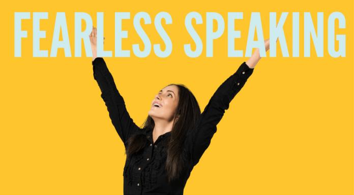 FEARLESS SPEAKING