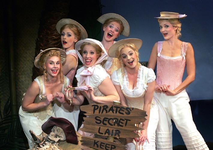 Goodspeed Musicals THE PIRATES OF PENZANCE