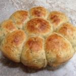 no knead dinner rolls in slow cooker