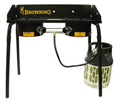 Browning 2 burner stove