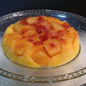 Rice Cooker Apple Cake   www.goodstuff.recipes