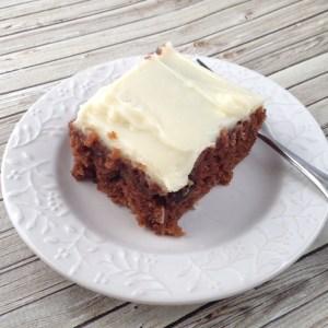 Spanish Bar Cake