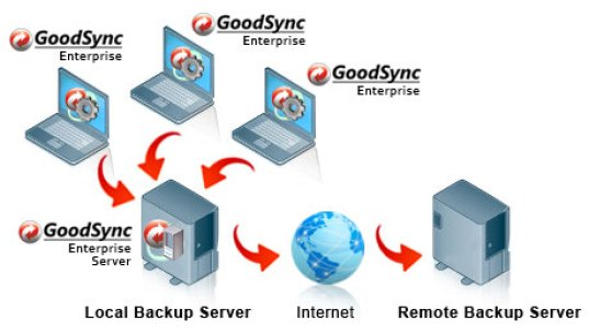 GoodSync Pro Crack 2021 Enterprise Keygen Plus License Key