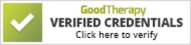 Jacquie Drury, MA, LPC verified by GoodTherapy.org