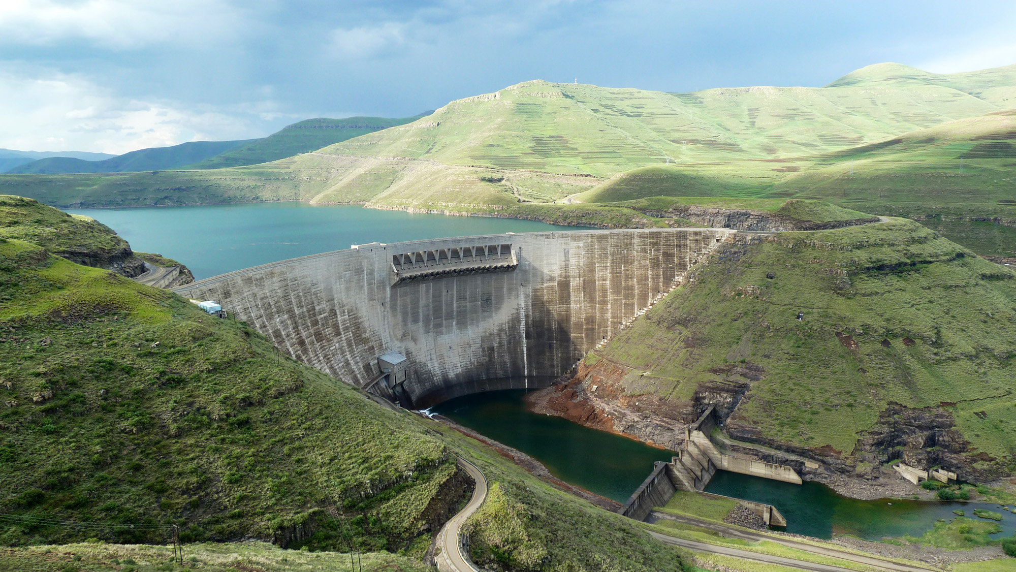 Lesotho Comes To The Rescue During South African Water