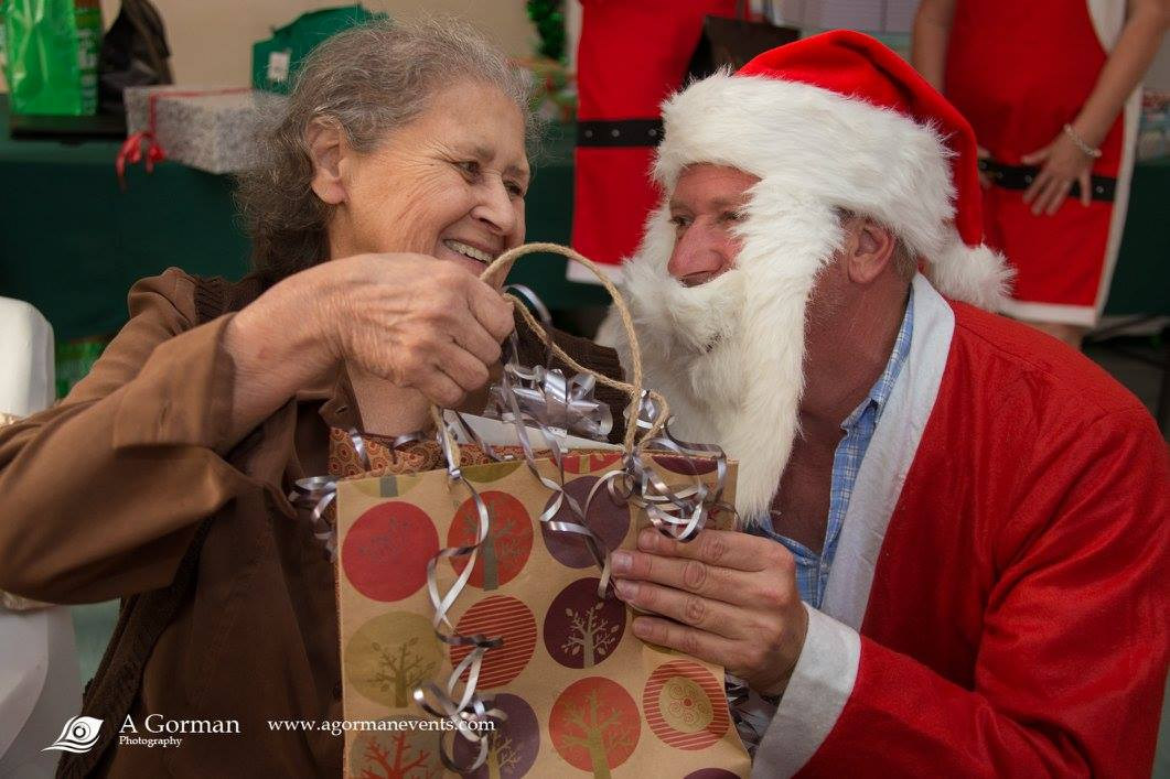 The Senior Santa Shoebox Is Spreading Joy Amongst South
