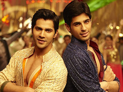 Varun Dhawan and Siddarth Malhotra Can be seen in Ram Lakhan Remake