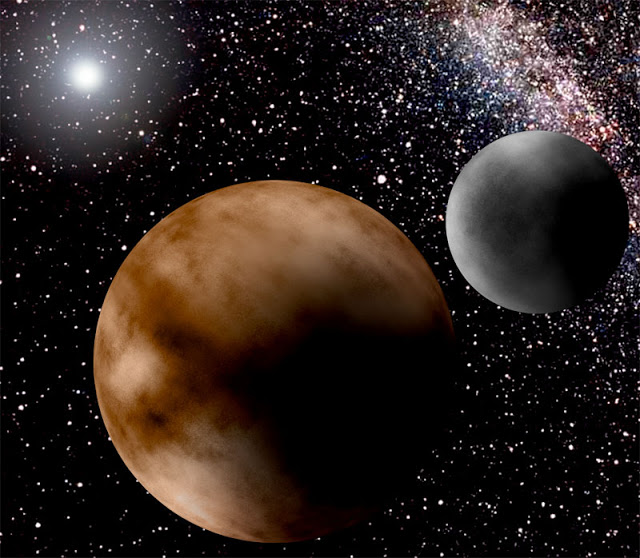 Mysterious Facts about the Duo: Charon and Pluto