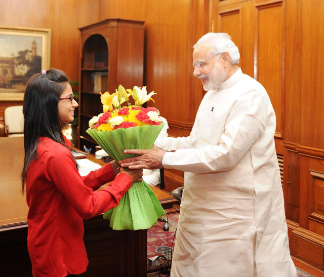 Narendra Modi Congratulates Successful UPSC Candidates on Twitter