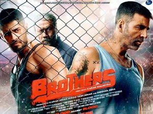 "The most awaited Movie ""Brothers"" Released Today"