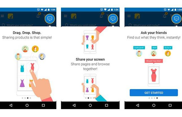 Flipkart Introduces Ping in Its App;WhatsApp like Features