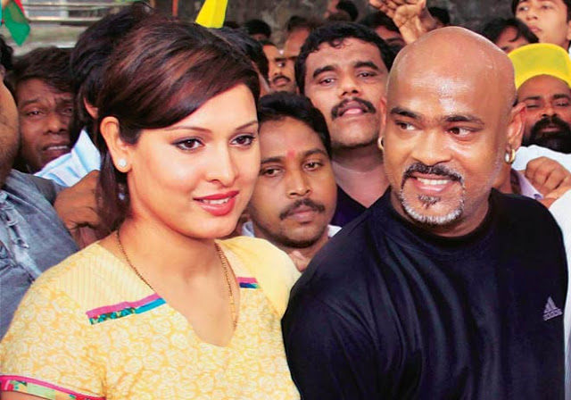Case against Vinod Kambli and his wife Andrea