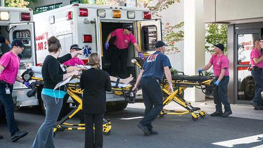 Another Mass Shooting Incident in the US; Nine Killed