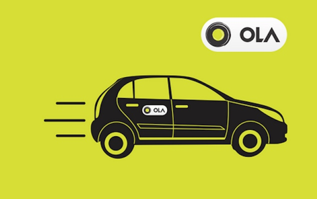 Ola launches 'Share'- first of its kind social ride-sharing