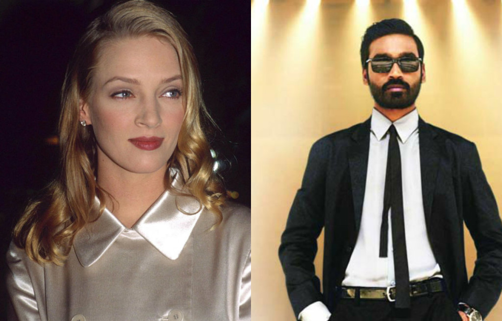 Dhanush Will Reportedly be Stuck in an Ikea Cupboard With Uma Thurman