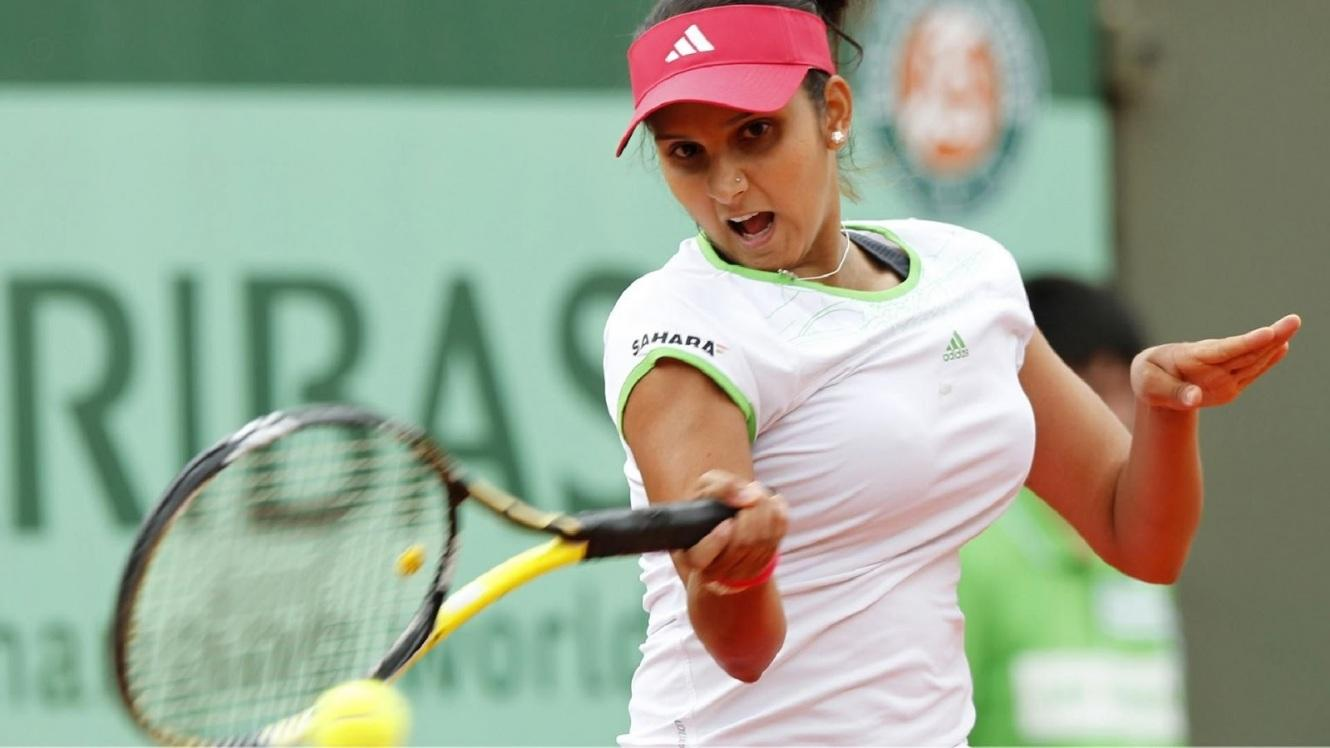 Sania-Martina makes it to the third finals of Grand Slam doubles