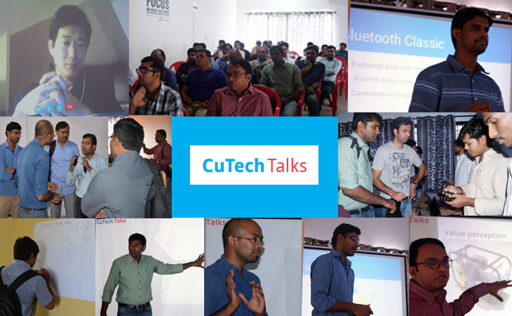 CuTech Talks- IoT Event by Cumulations Technologies