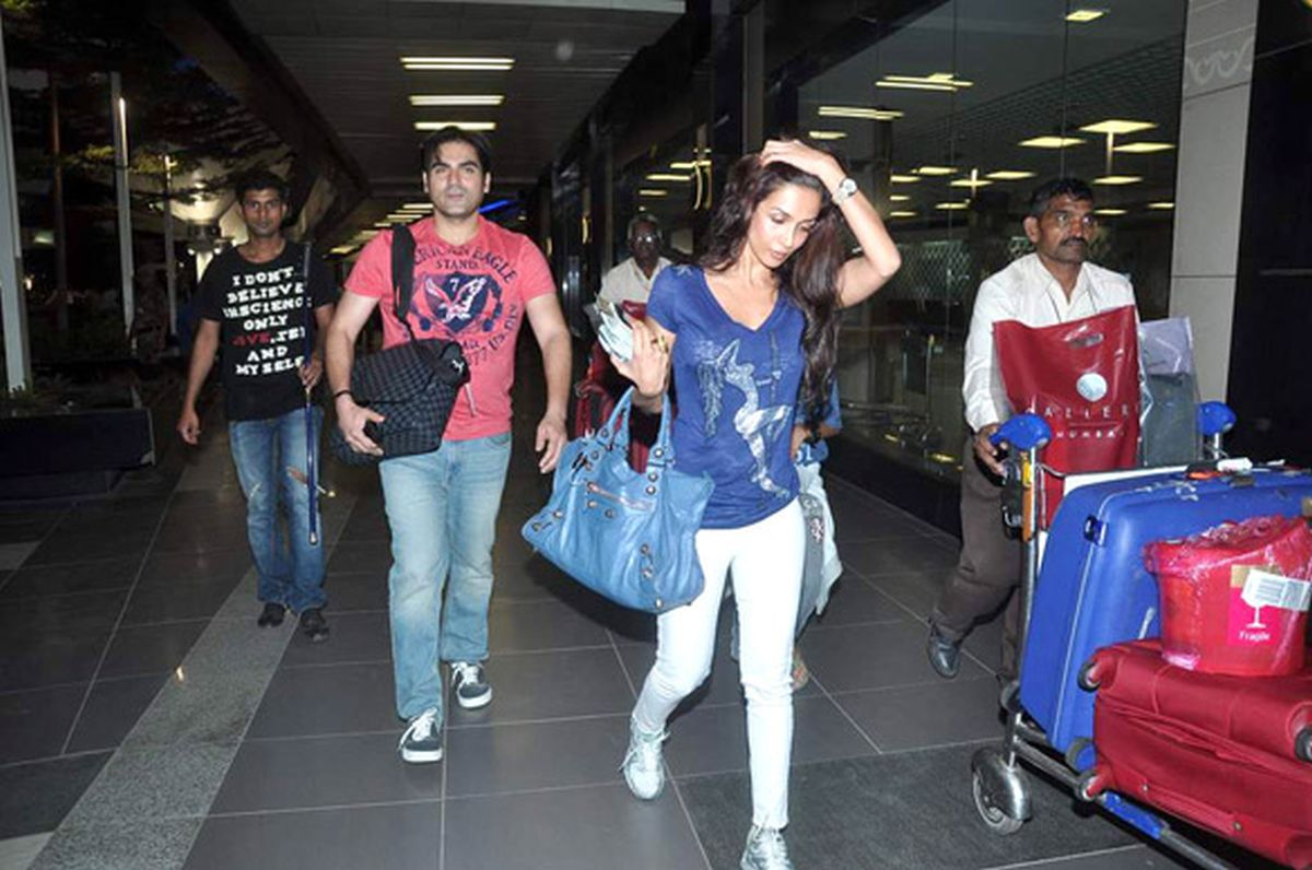 Malaika, Arbaaz to call it quits?