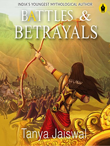 13 Year Old Girl Launches Her Book- Battles & Betrayals