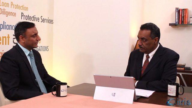 Maroof Raza with Garry Singh, Managing Director IIRIS Pvt. Ltd.