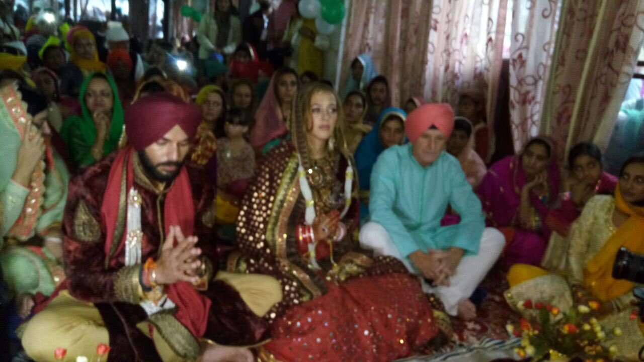 Yuvraj Singh-Hazel Keech Wedding in Chandigarh: See Yuvraj Singh Wedding Pictures