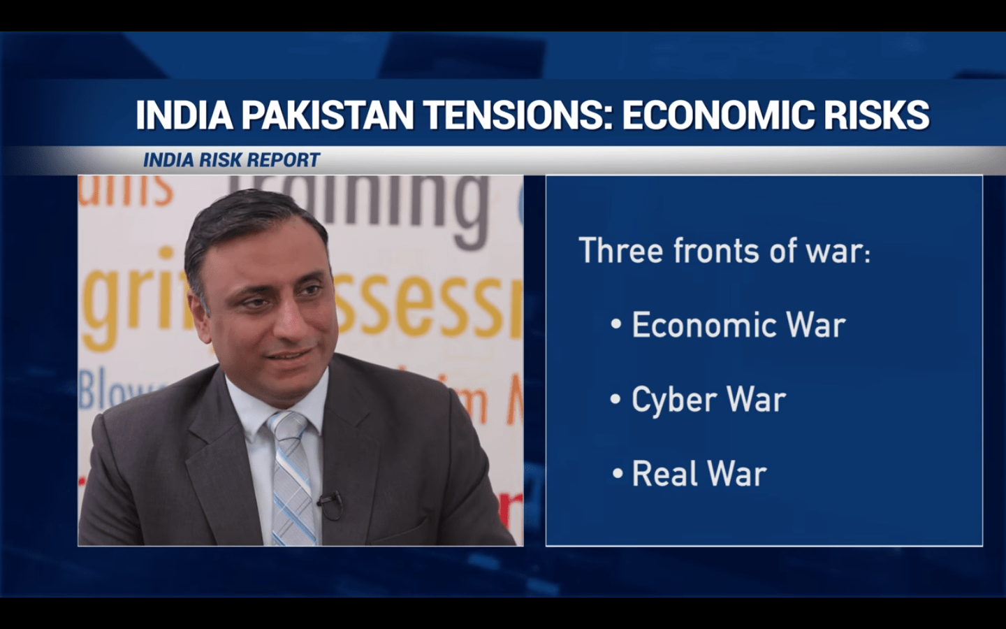 India-Pakistan Military Tensions: The Boardroom view