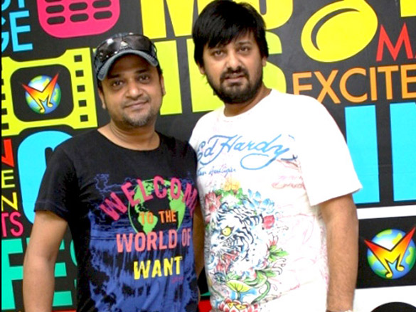 Bollywood composer duo Sajid-Wajid Join BJP