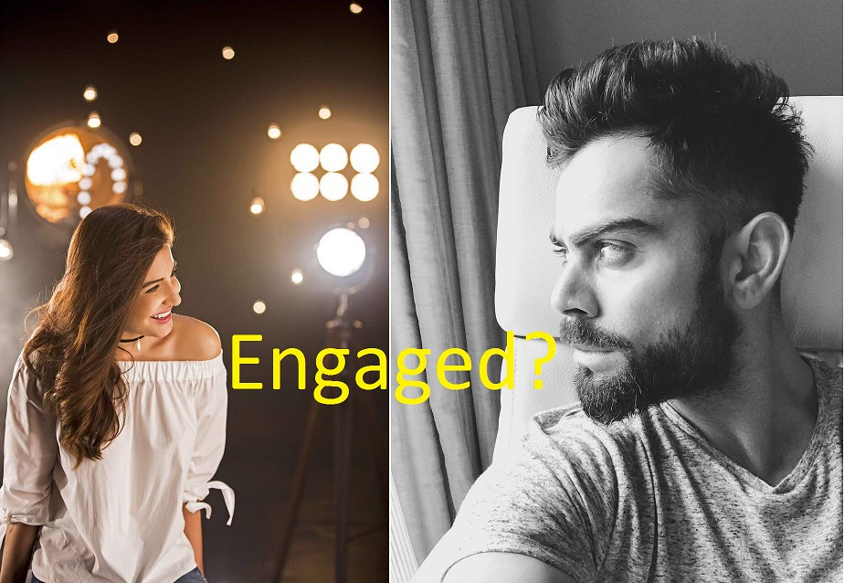 Virat and Anuskha likely to Get Engage on 1st January of New Year?