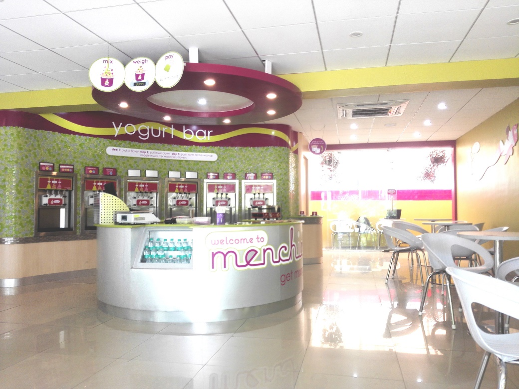 Menchie's – The New kind of Healthy Frozen Yogurt