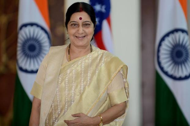 Sushma Swaraj Directed Orders to Keep an Eye on UAE Fire Blast